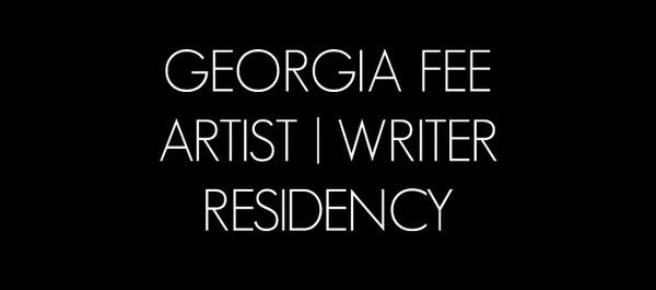 The Georgia Fee Artist | Writer Residency in Paris