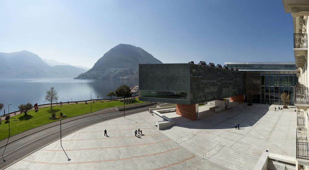The Museo d'arte della Svizzera italiana: Seeking new Director