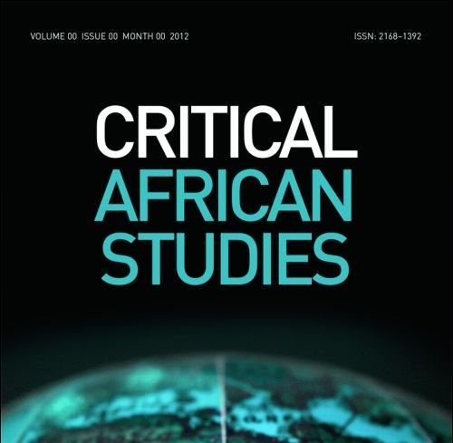 Critical African Studies Call for Papers