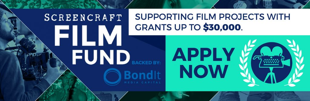 ScreenCraft Spring 2018 Film Fund open for applications