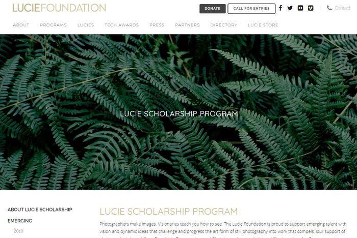 LUCIE SCHOLARSHIP PROGRAM
