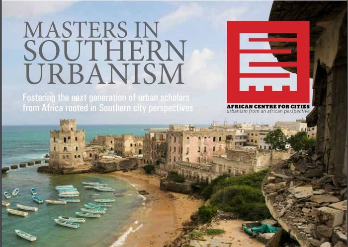 Masters' in Southern Urbanism